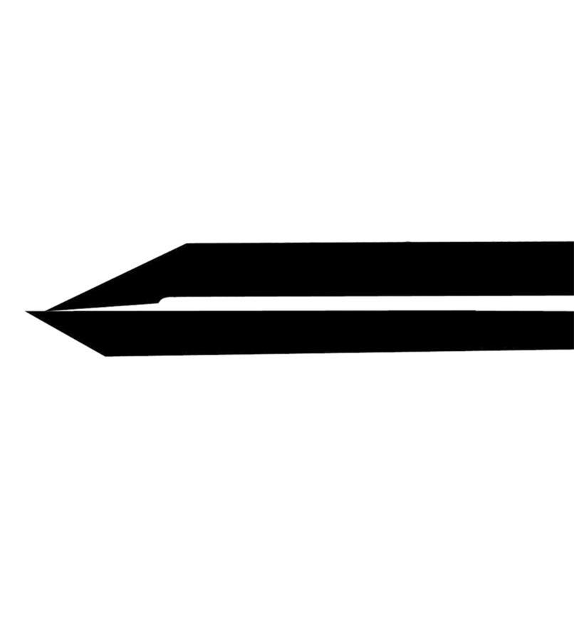 "05P3100 - 1 5/8"" A2 Blade (#2)"