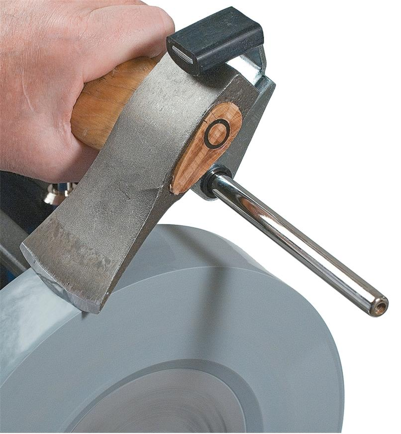 68M0124 - Guide d'affûtage pour haches Tormek