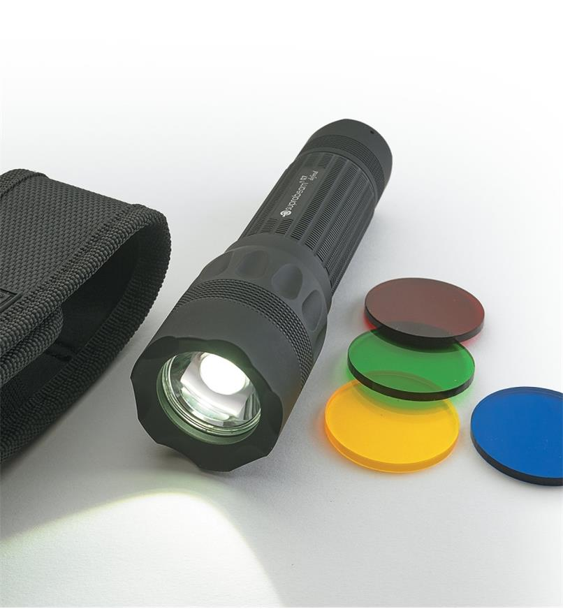 Suprabeam Q7defend Flashlight
