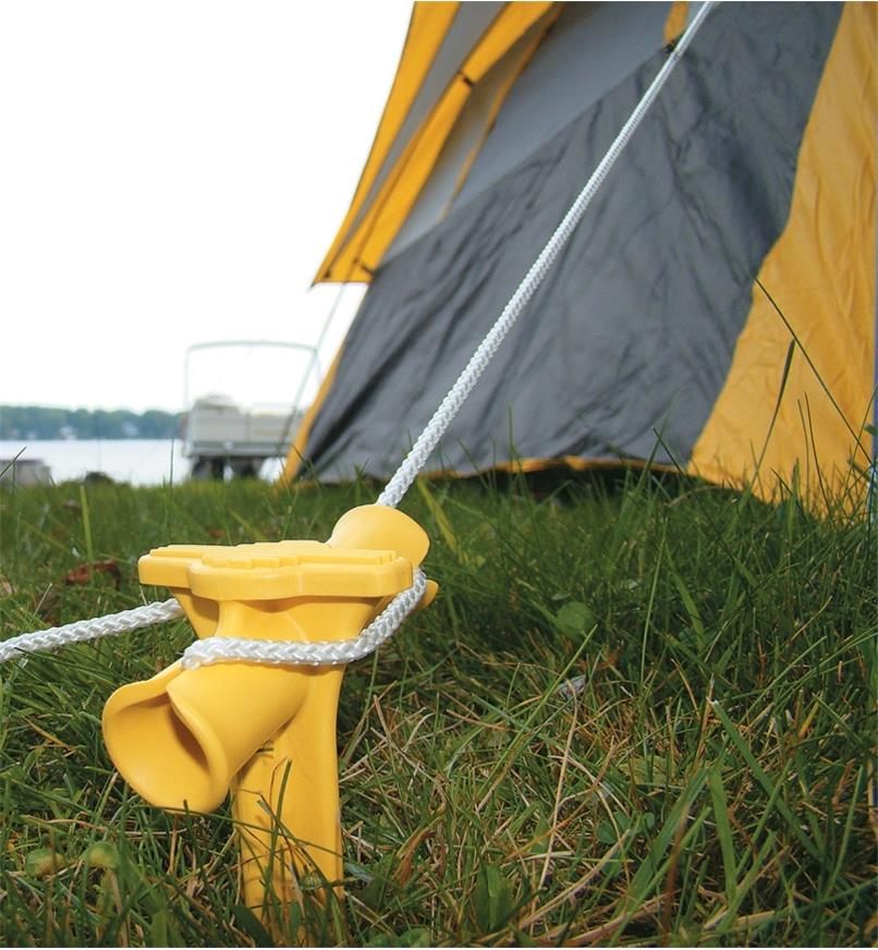 PA259 - Speed Cinch Tie-Down Stake
