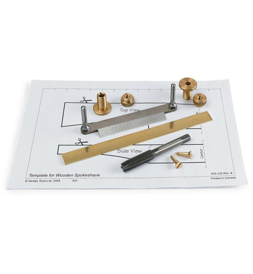 05P3330 - Veritas Hardware Kit, Large Spokeshave