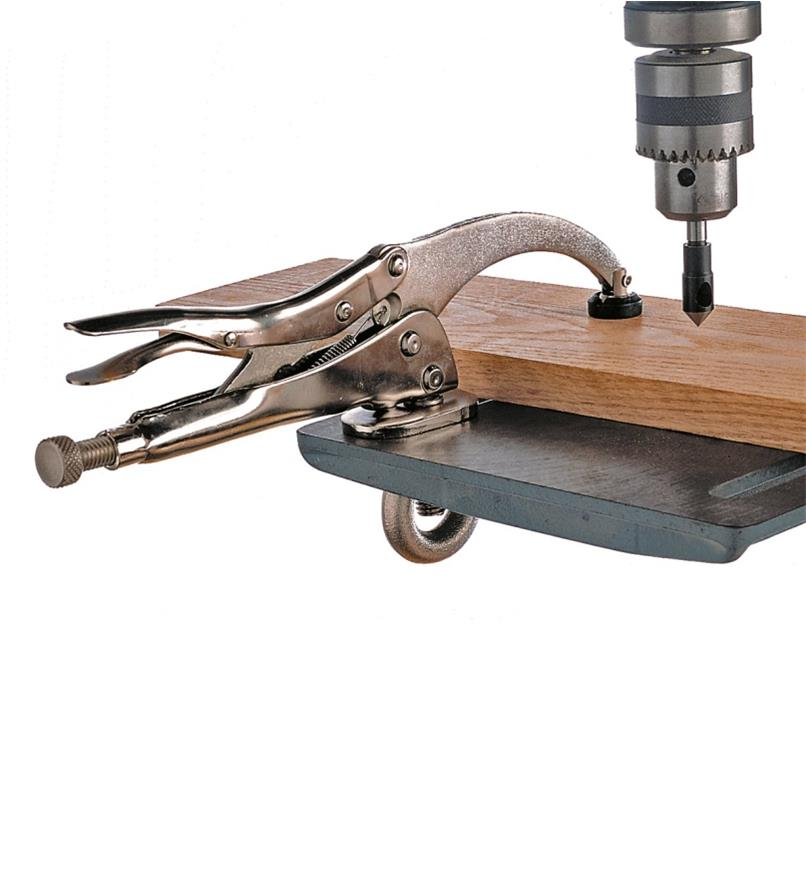 16F0220 - Vise Clamp