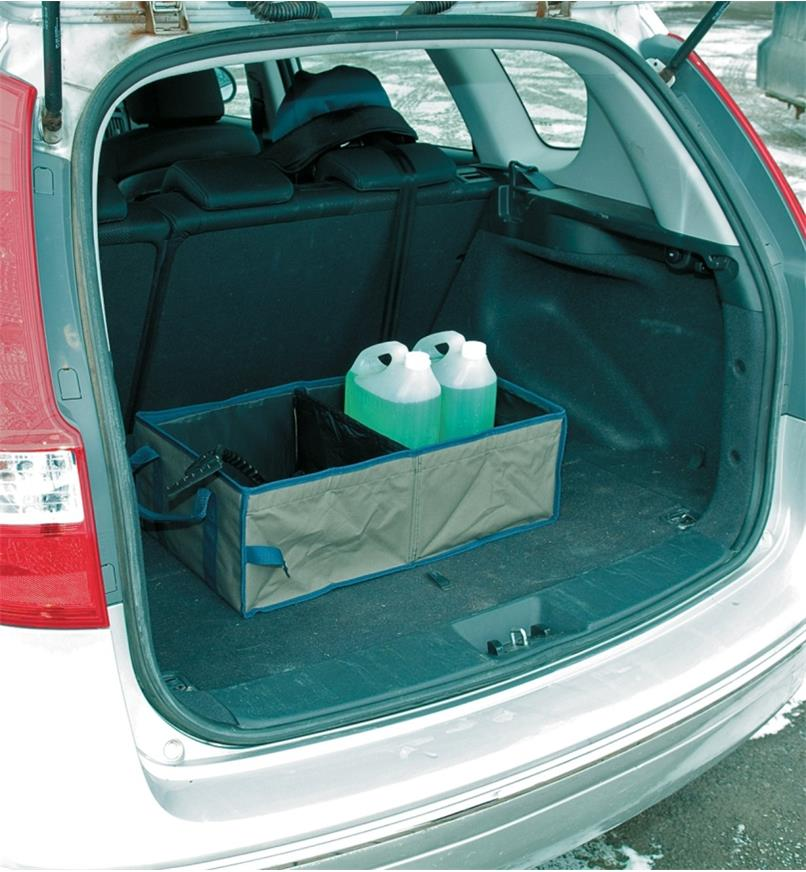 25K1530 - Small Trunk Organizer