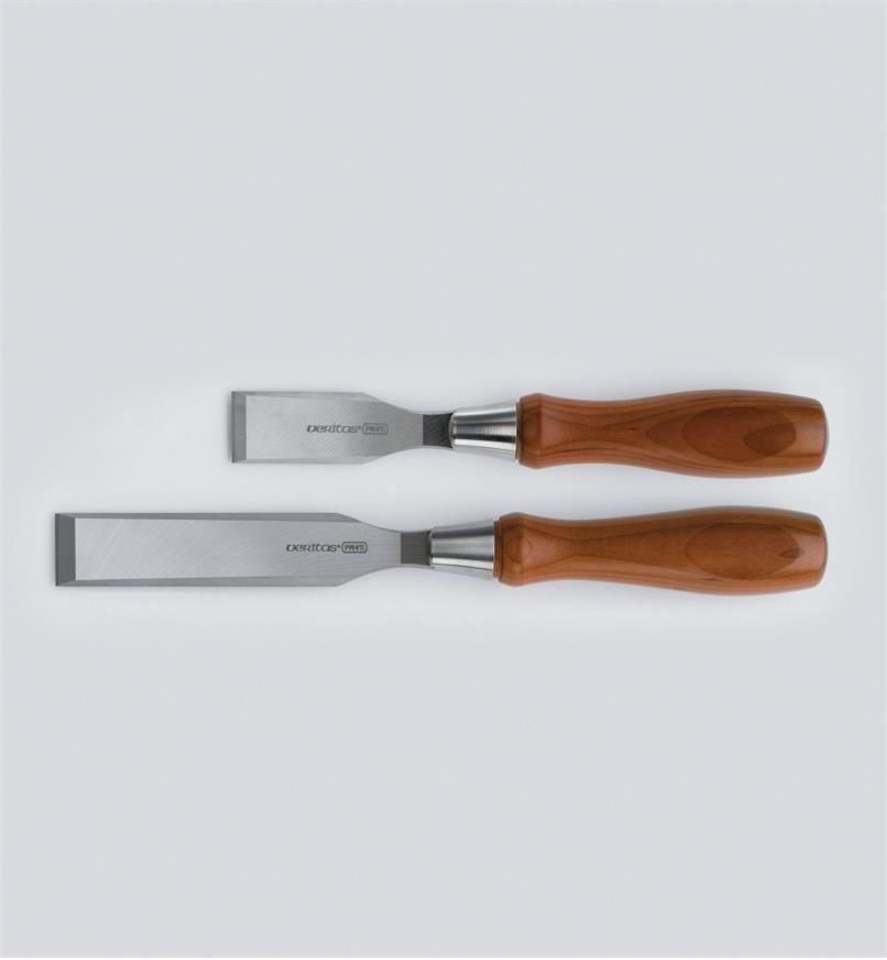 Ciseaux à bois pour charnière en acier PM-V11 Veritas