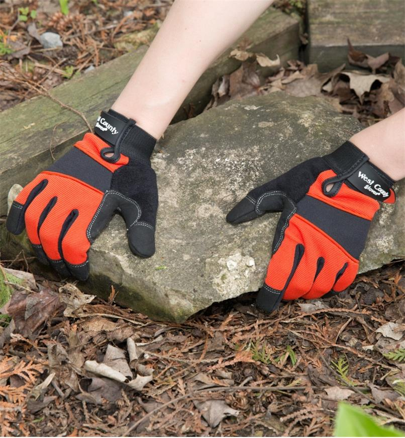 AH920 - Work Gloves, Women's XS (size 5)