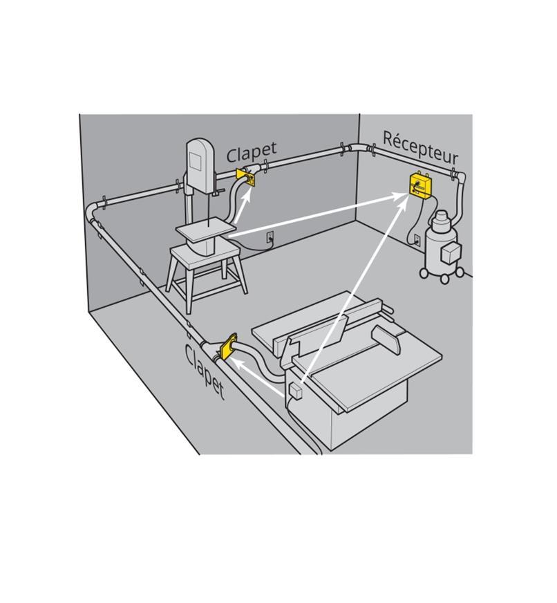 03J6232 - Clapet automatique iVAC