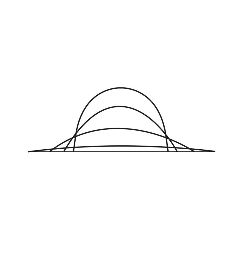 05N5501 - Symmetric Drawing Bow