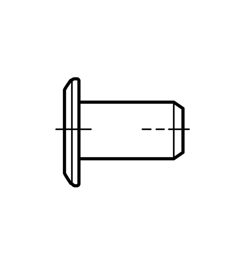 Illustration of Quick-Connect Bolt Cap
