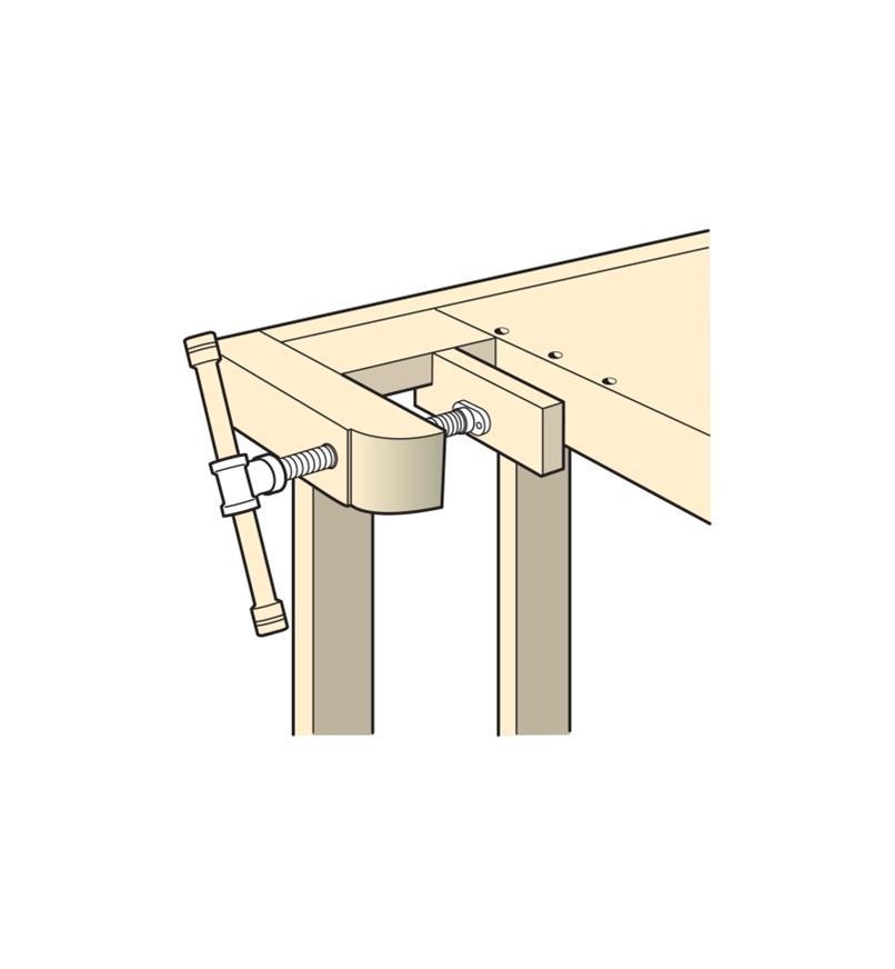 70G0151 - Shoulder-Vise Screw