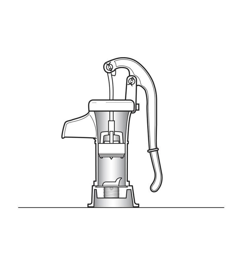 PD710 - Cast-Iron Pump