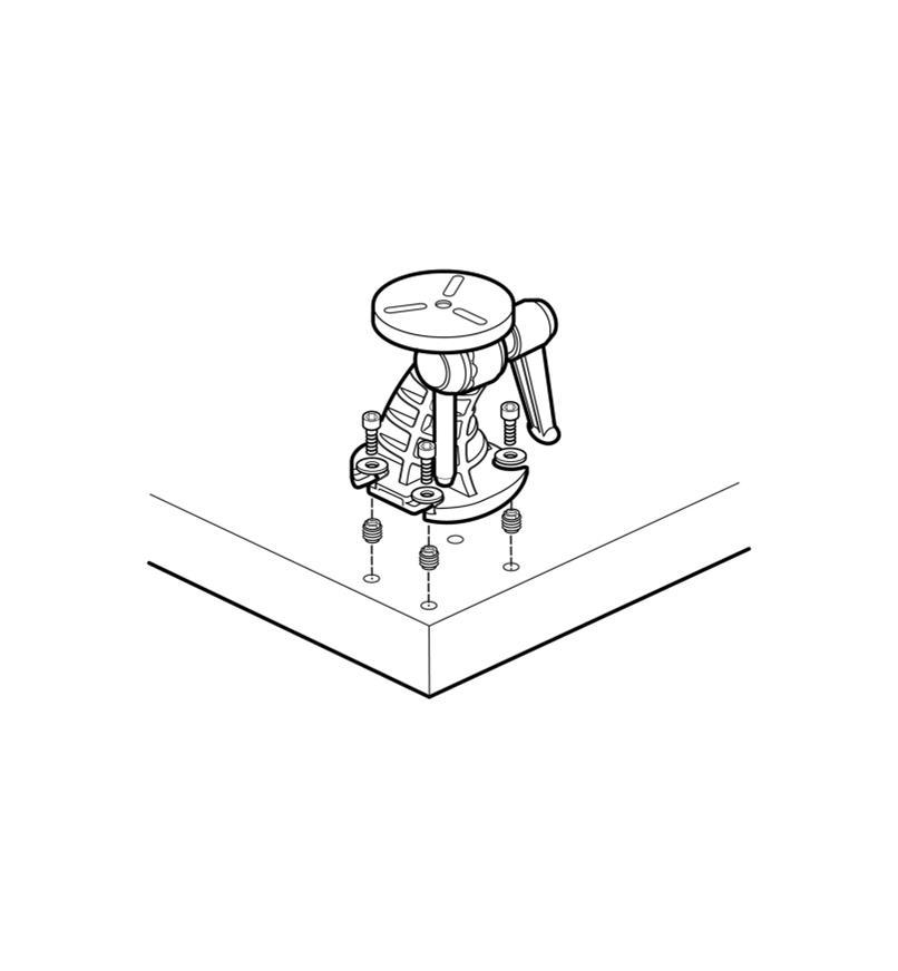 05G2001 - Étau de sculpteur Veritas