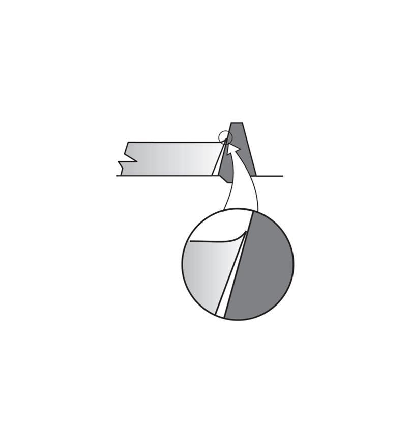 05K3501 - Affiloir pour racloir de tournage Veritas