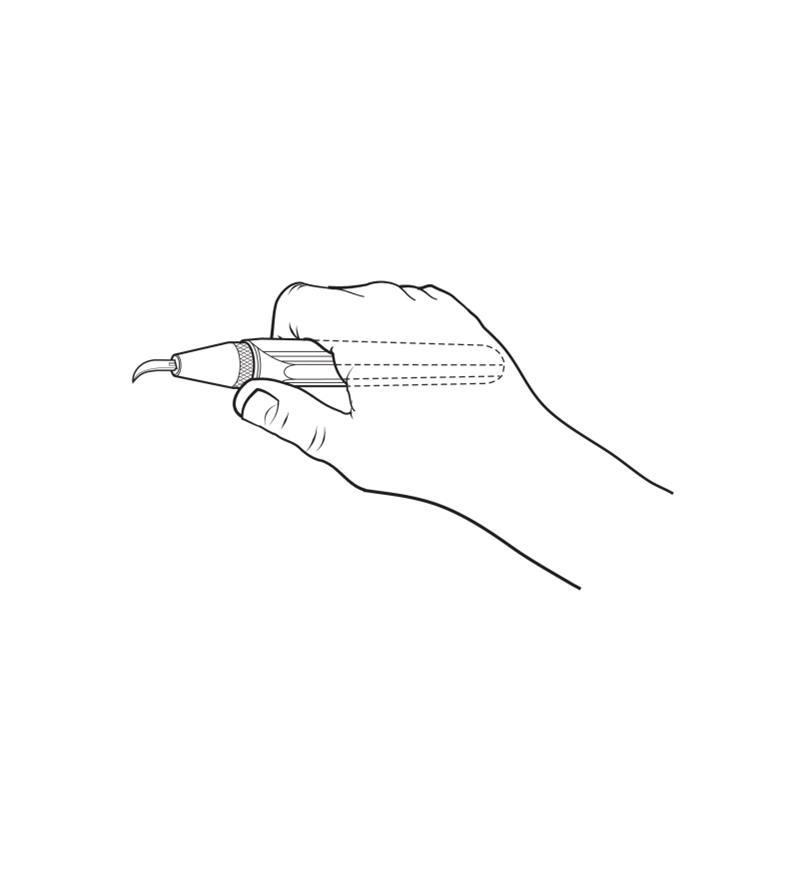 05K7301 - Carver's Knife with Blade Storage