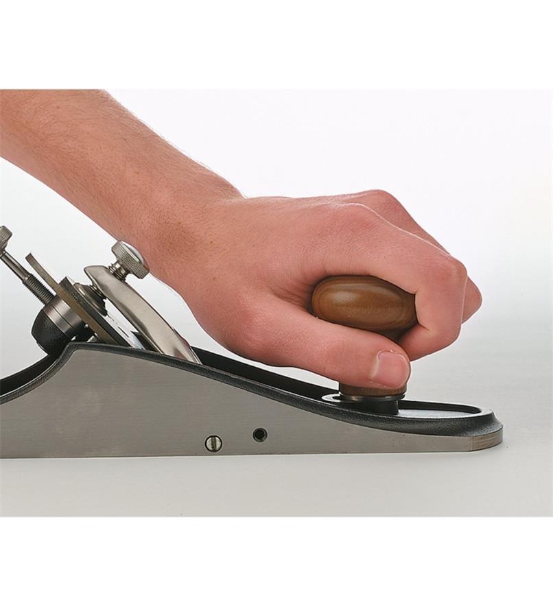 06P2015 - Pommeau large pour rabots d'atelier personnalisables Veritas