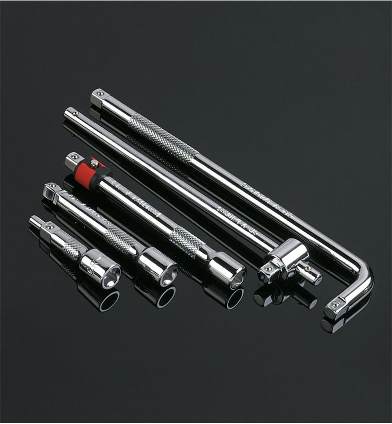 "17K0161 - 5-pc. 1/4"" Special Set"