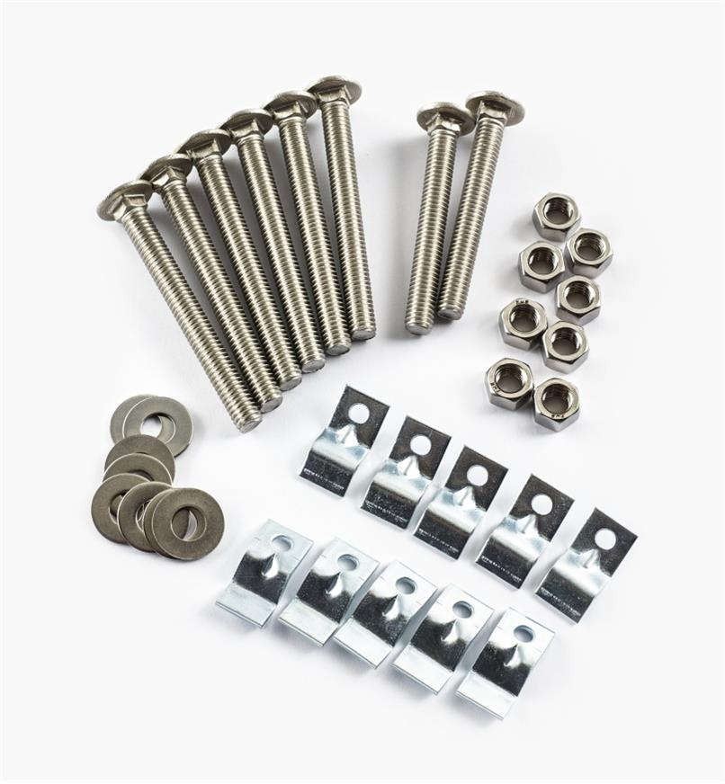 01L6802 - Hardware Kit for Arbor/Seat