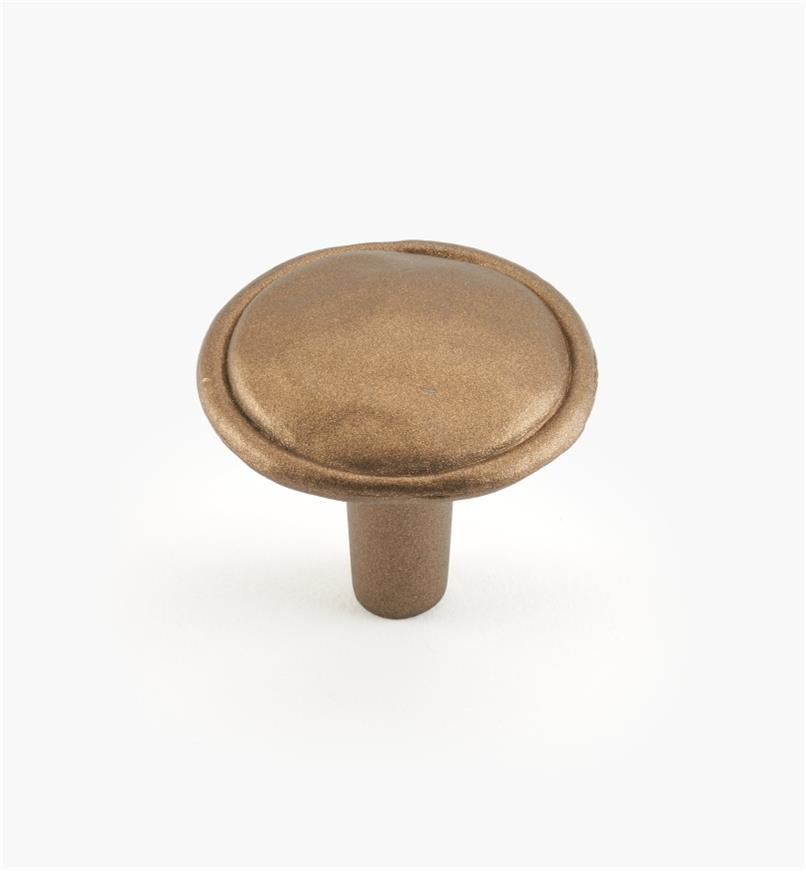 01W4903 - Aged Brass Knob