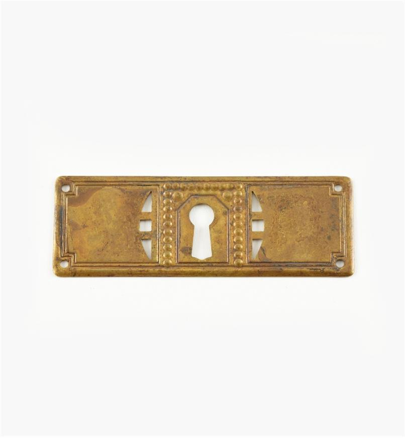 01A5250 - Horiz. Plate Escutcheon