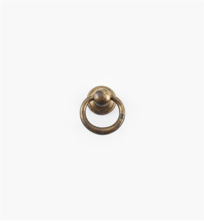 01A2301 - 23mm x 28mm Round Plate Ring Pull