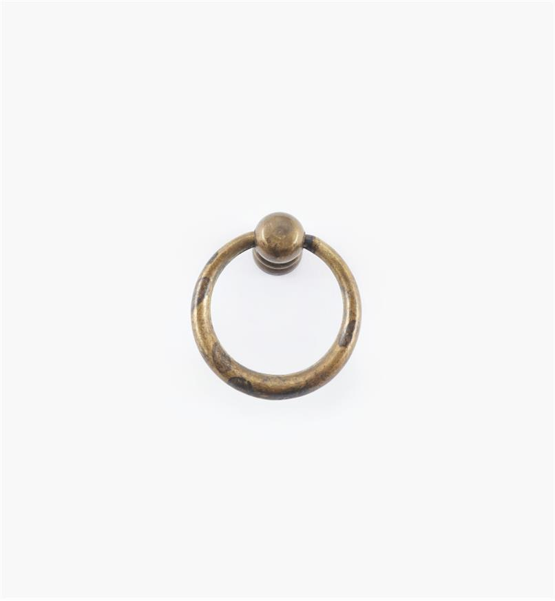 01A2322 - 33mm x 36mm Plain Ring Pull