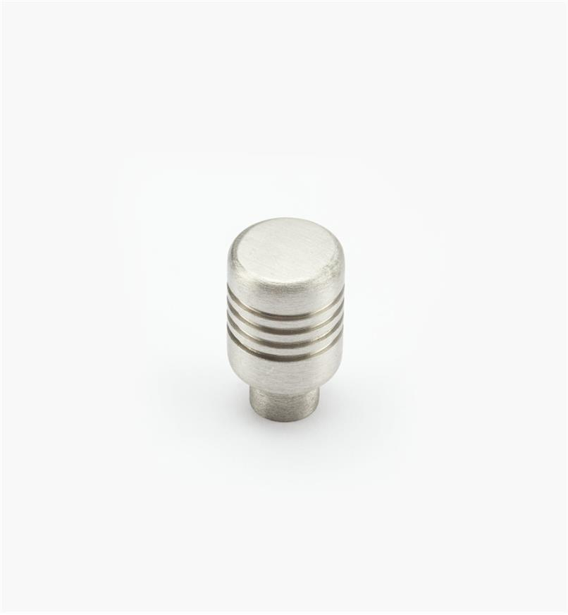 01W6712 - 12mm x 20mm Ribbed Knob