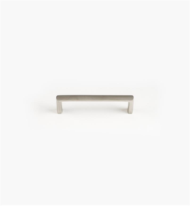 01W8120 - Poignée à prise ovale coulée au sable en acier inoxydable, 96mm