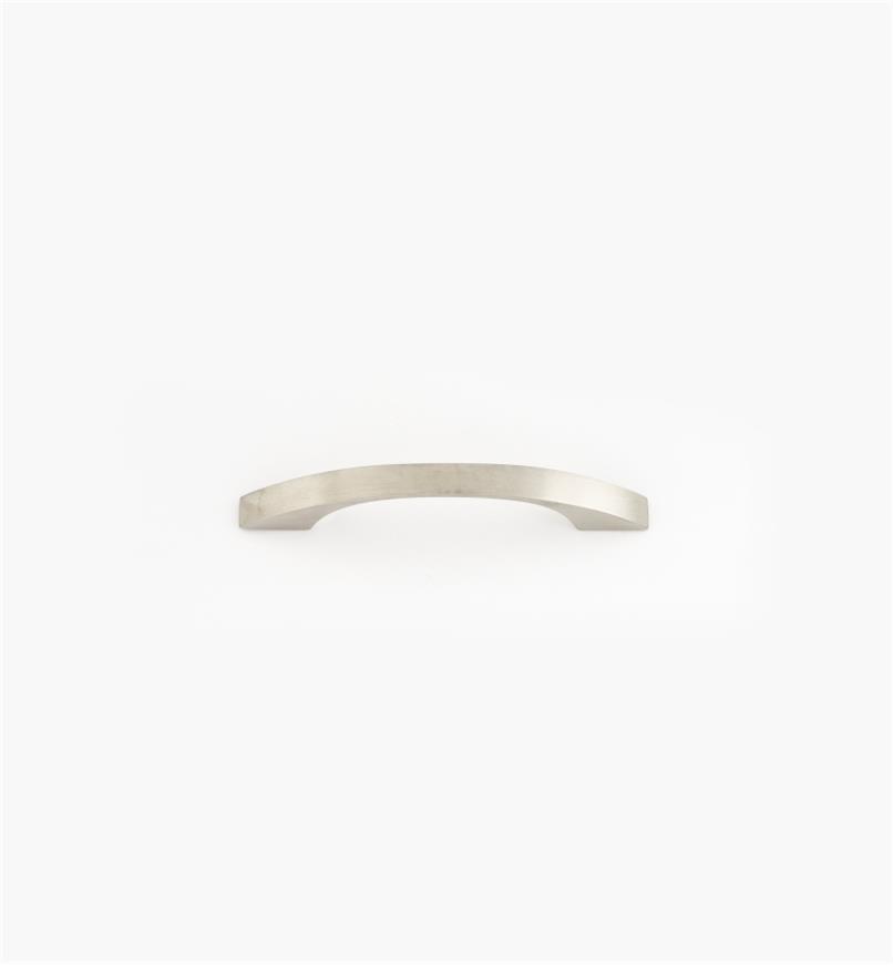 01W8130 - Poignée arquée à prise fine en acier inoxydable, 64 mm (8 mm)