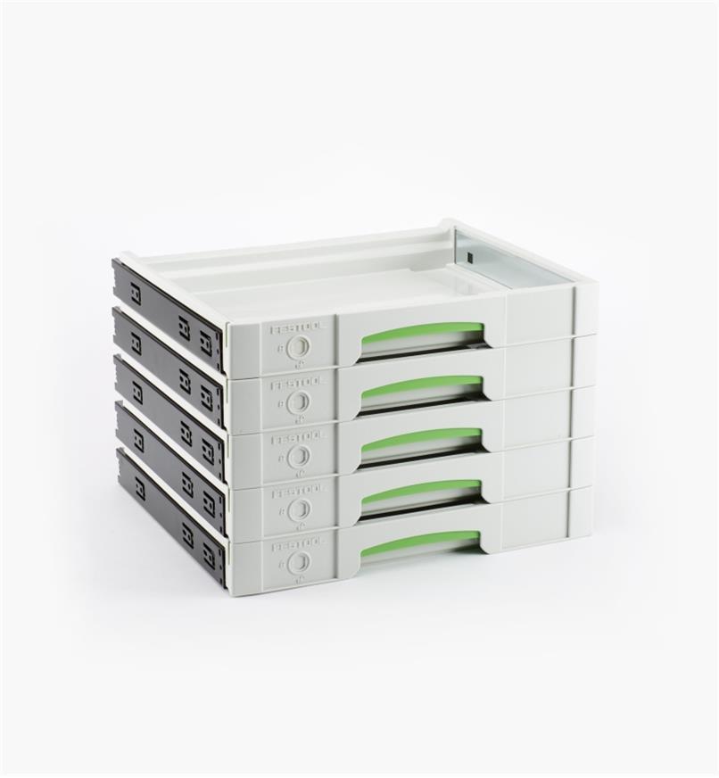 ZA500767 - Sys-AZ Drawer 5 pack