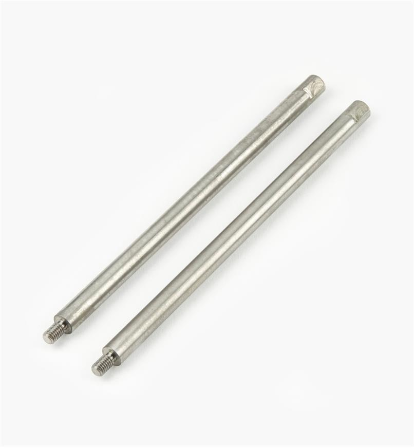 "05P4560 - 6"" Fence Rods, pair"
