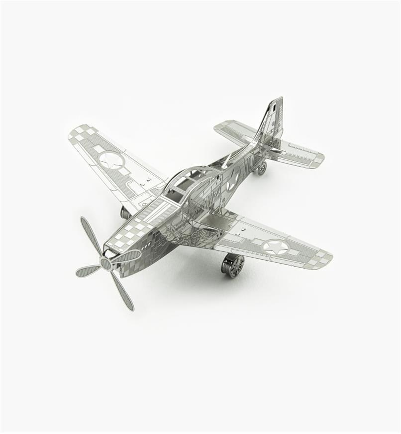 45K4089 - Modèle réduit en métal – P-51 Mustang
