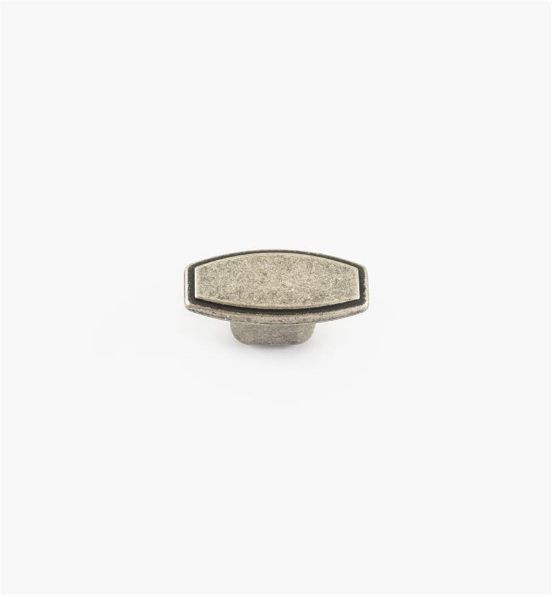 00A7672 - Decco Suite - Old Silver Knob