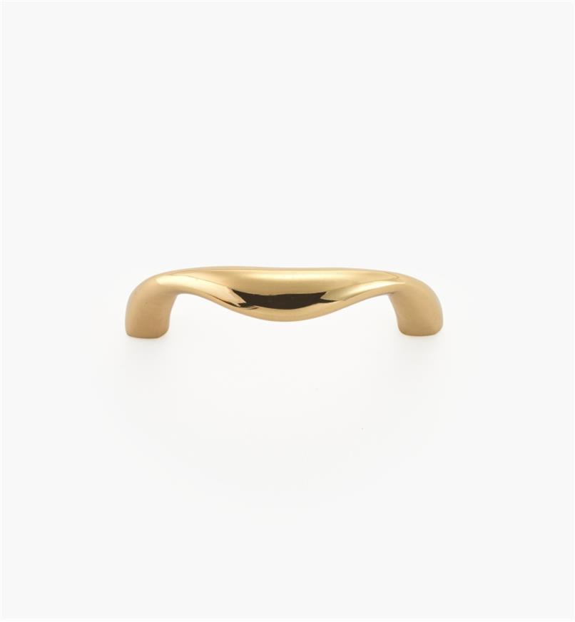 00W5860 - 64mm Polished Brass Handle