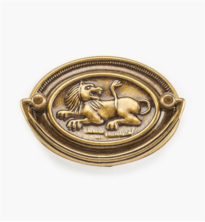 01A4102 - Large Lion Pull