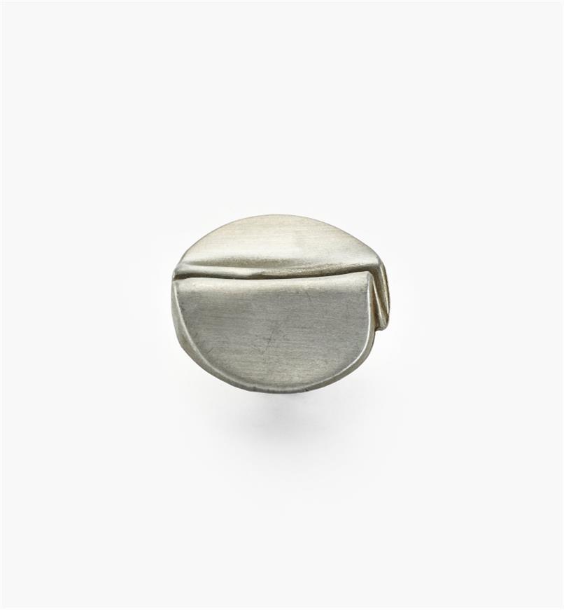 "01W4951 - 1 3/8"" Garbow Steel Knob"