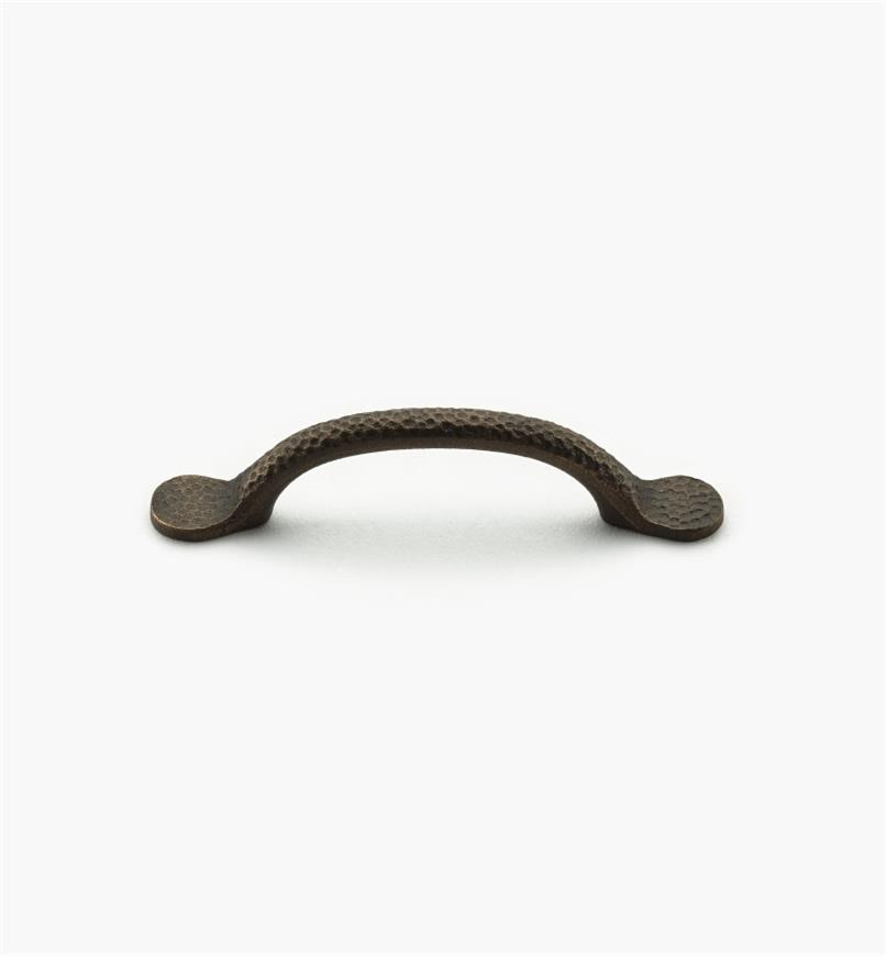 "02G0225 - 3"" Antique Bronze Pull"