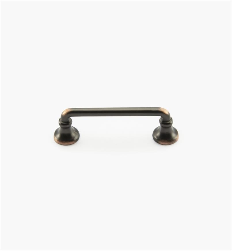 02W3742 - Poignée de 3 po, série Savoy, fini bronze cuivré