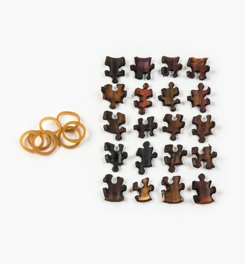 88K8214 - Jigsaw Inlay Kit, Sierra