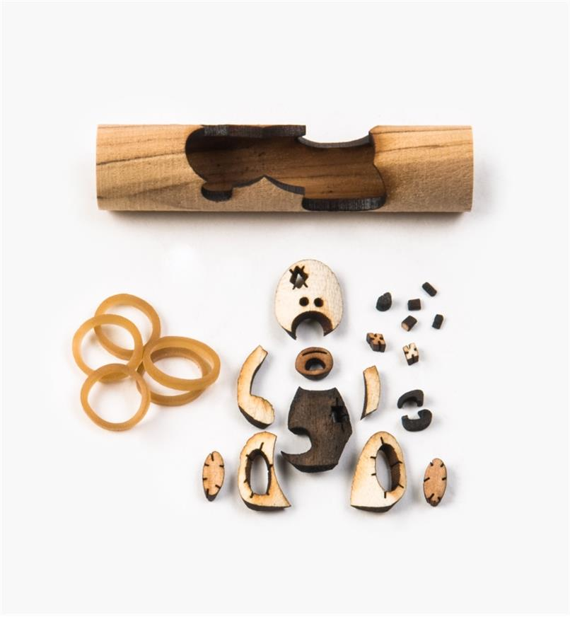 88K8223 - Teddy Bear Inlay Kit, Sierra
