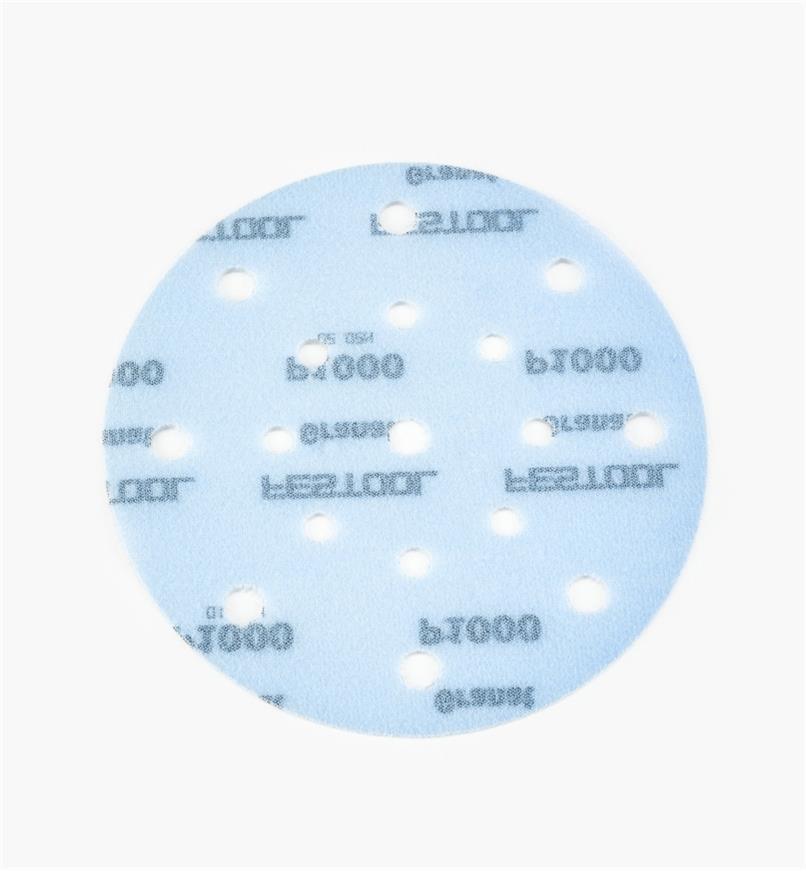 ZA496990S - Abrasifs Granat (P 1000), Qté 10