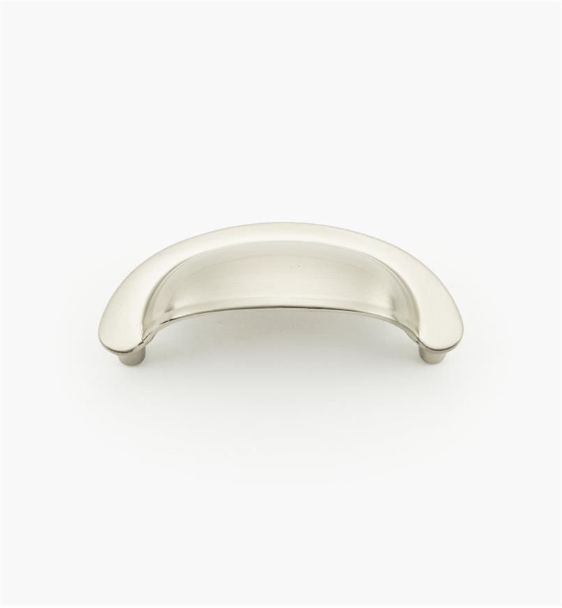 02W4112 - Satin Nickel Cup Pull