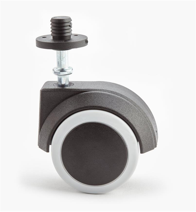00K2731 - Stem-Mount Caster (without brake), each