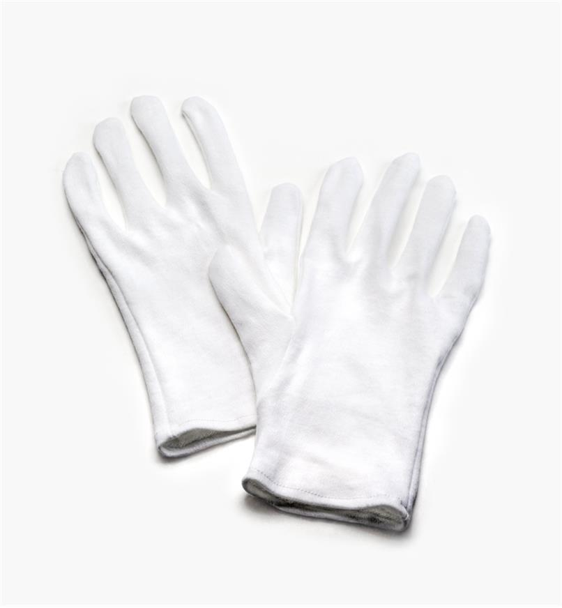 09A2061 - Cotton Utility Gloves S (size 7), pkg. of 24