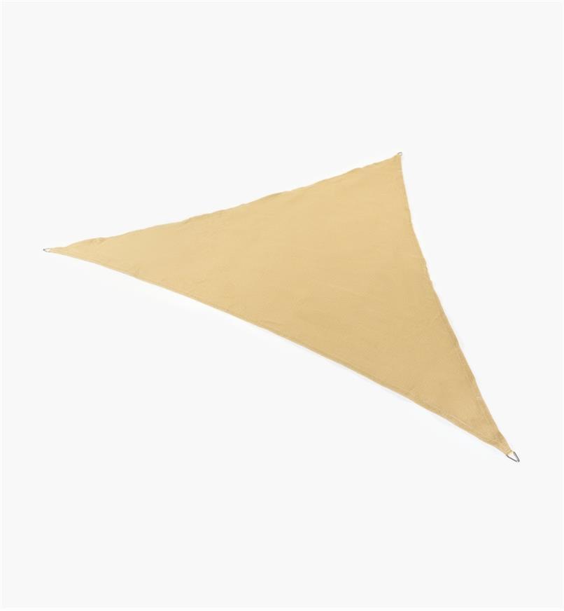"BL616 - Coolaroo© Shade Sail, 16' 5"" Triangle"