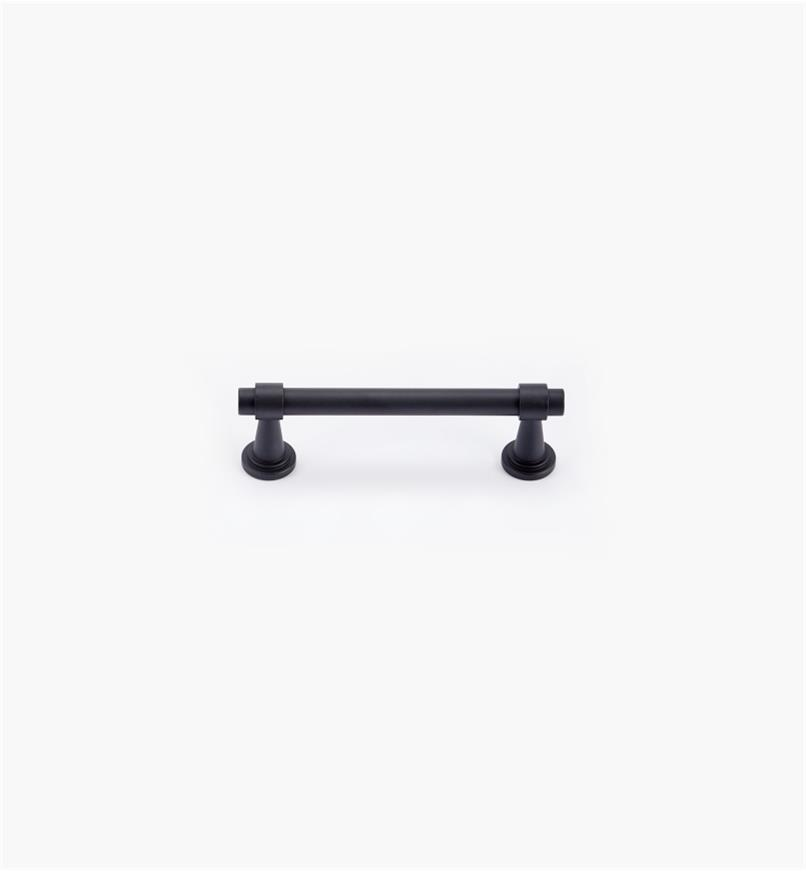 "00W0711 - Concerto Hardware - 3 1/2"" (88mm) Oil-Rubbed Bronze Handle"