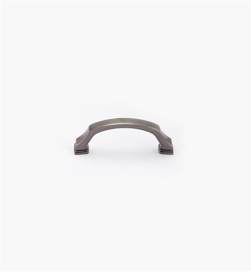 02A2233 - Poignée Revitalize, 3po x 13/8po, bronze à canon, l'unité