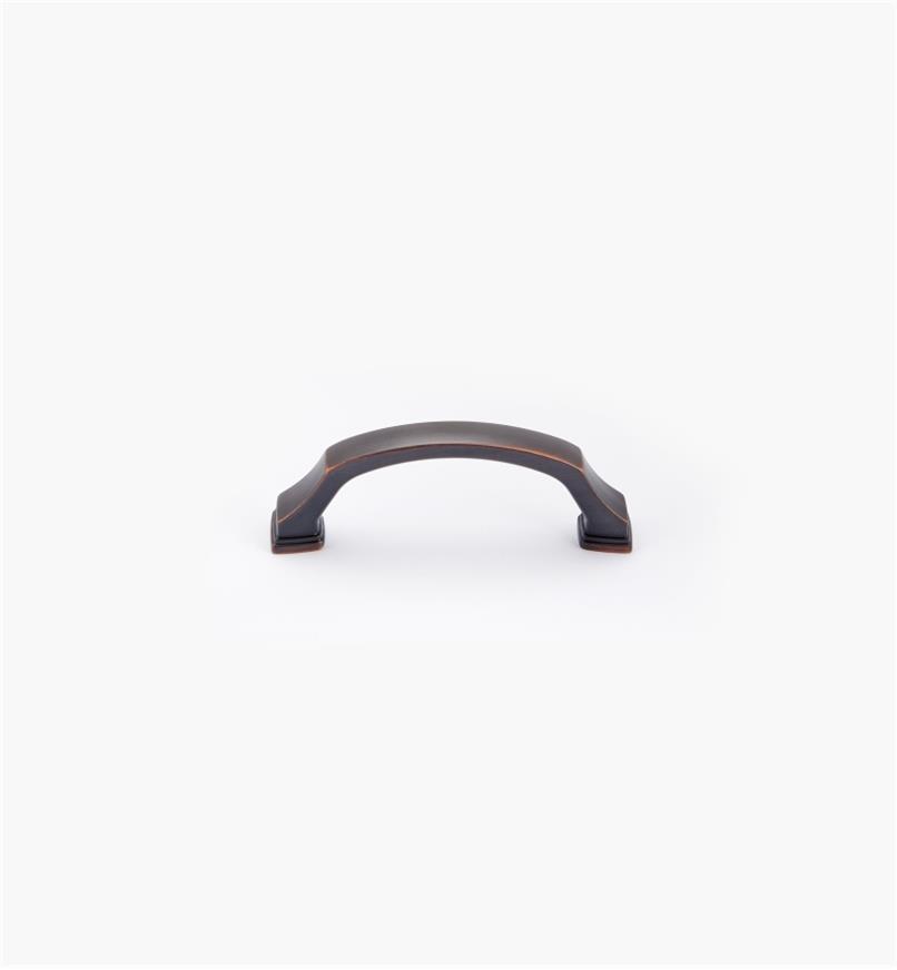 02A2243 - Poignée Revitalize, 3po x 13/8po, bronze huilé, l'unité