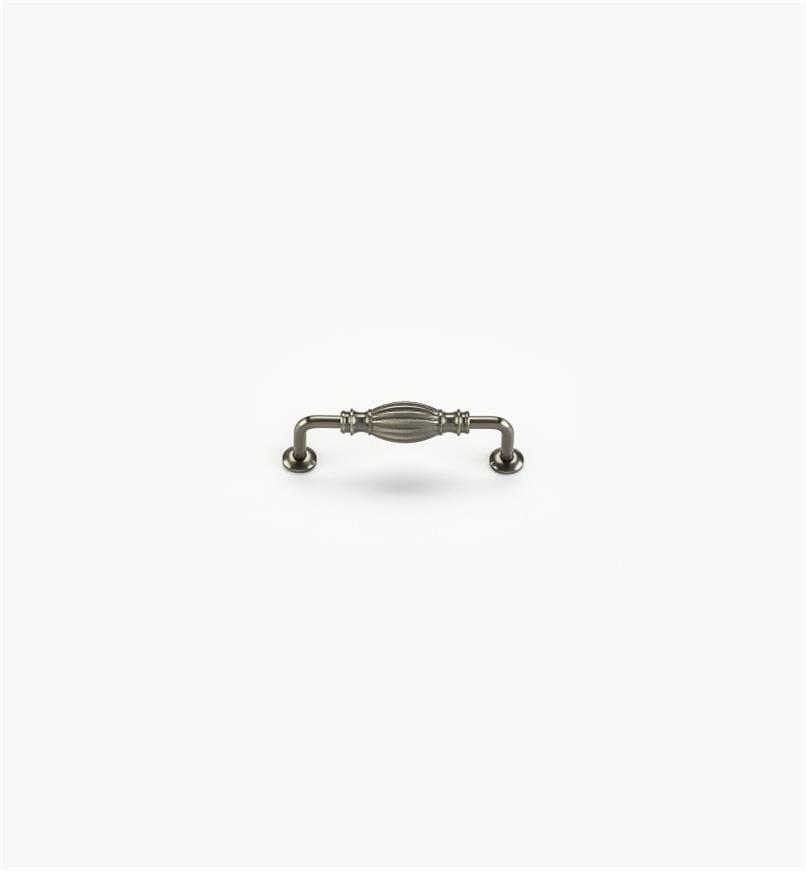 "02W4435 - Olive Suite – 4"" Antique Nickel Handle"