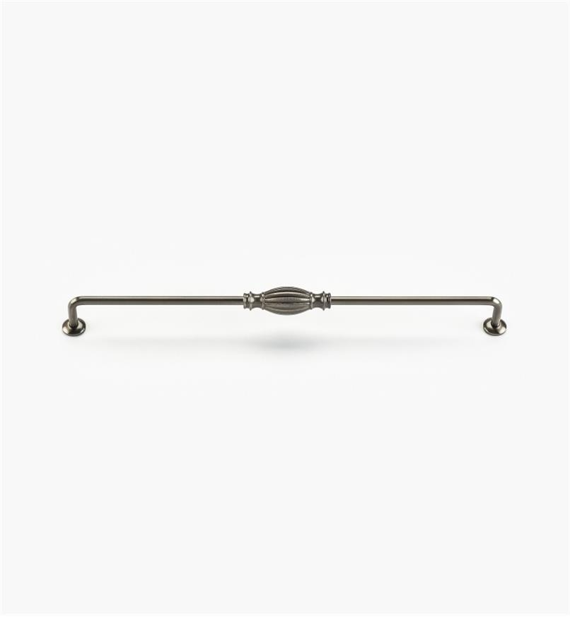 "02W4438 - Olive Suite – 12"" Antique Nickel Handle"