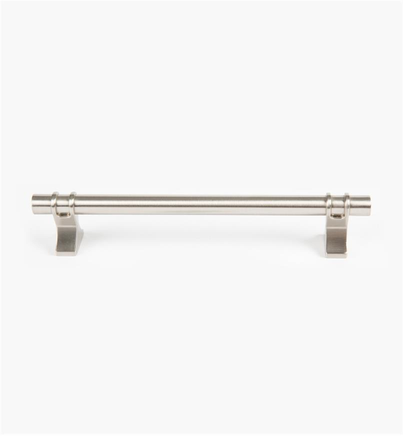 02A1444 - Davenport Satin Nickel 160mm Handle (198mm), each