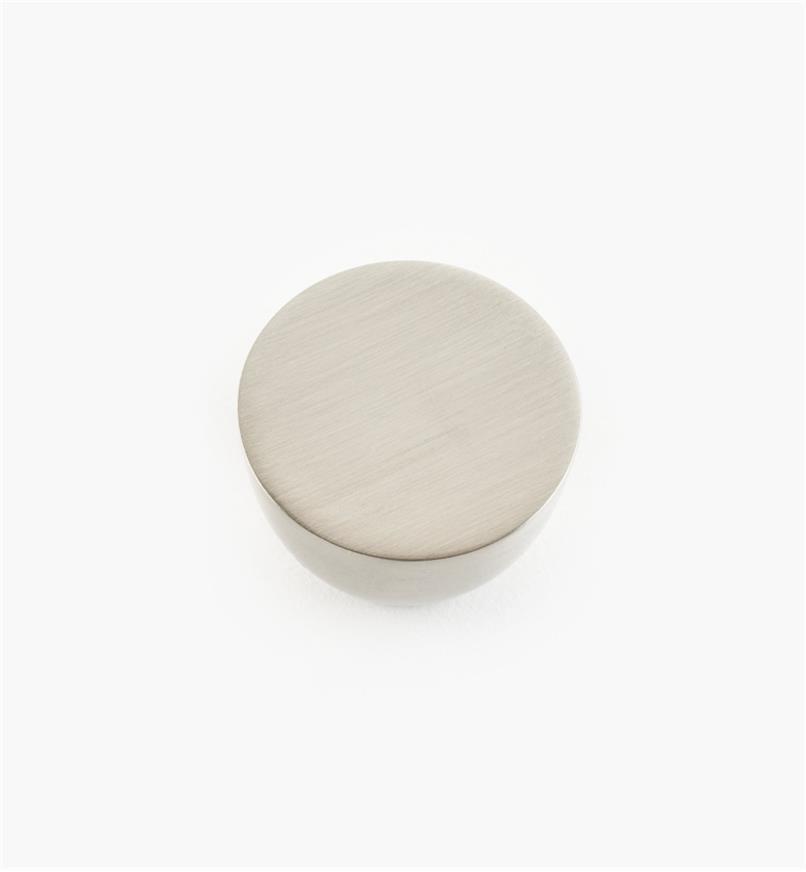 "02A4432 - 1 1/16"" x 5/8"" Round Plain Knob"